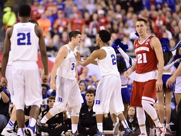 Duke beats Wisconsin to win 5th national championship