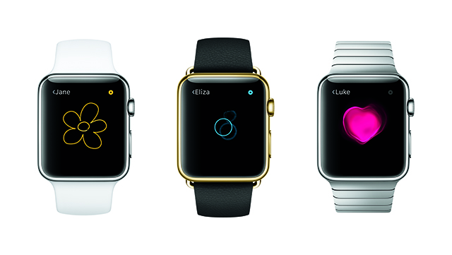 It's almost here! First look at the Apple Watch