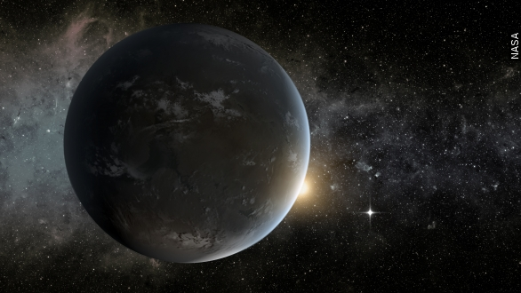 NASA's claim we'll find alien life isn't out of this world