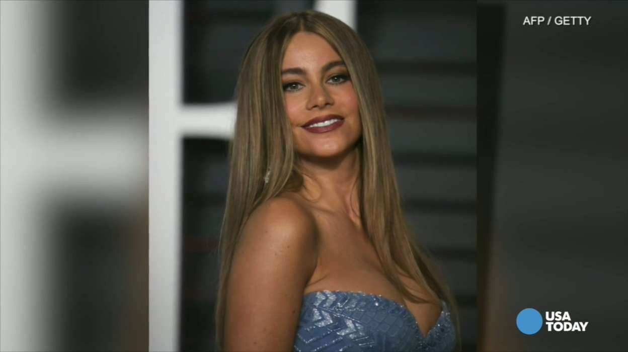 Sofia vergara real or fake boobs