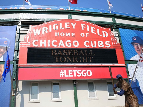 An inside look at Wrigley Field's $400M renovation