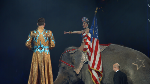 A changing circus: Go behind the scenes at Ringling Bros
