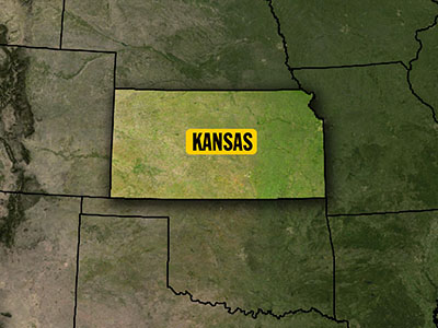 Kansas man charged with suicide bomb attack plot