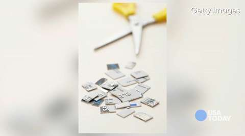 What's the safest way to dispose of credit cards? Ask USA TODAY