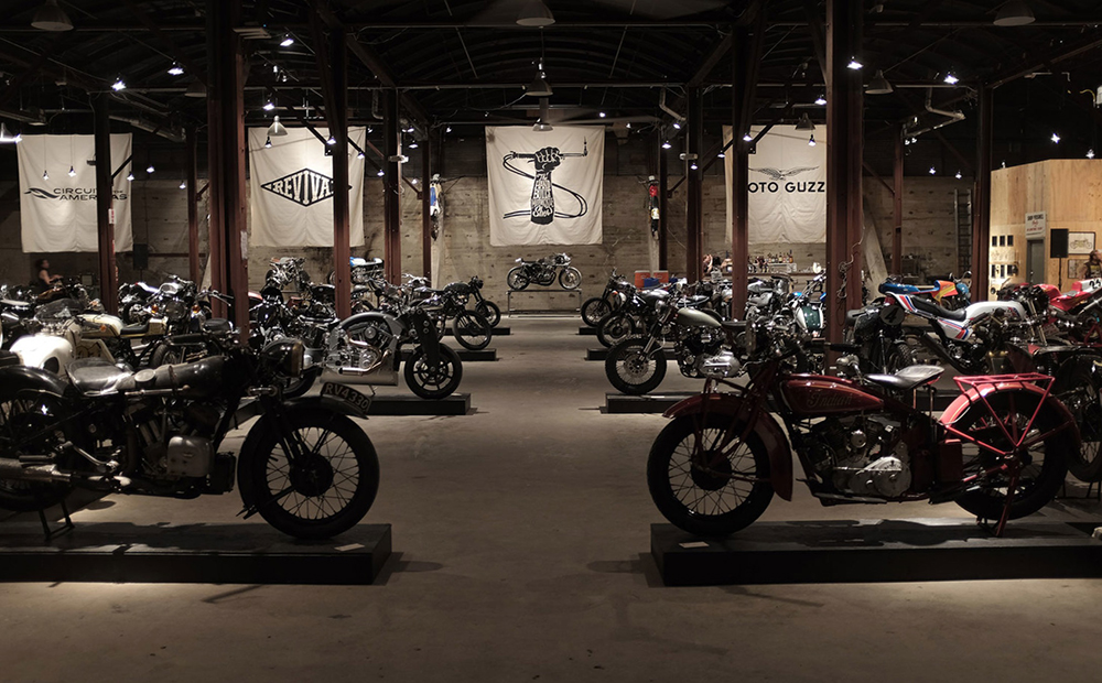 custom motorcycle shop revs up austin. Black Bedroom Furniture Sets. Home Design Ideas