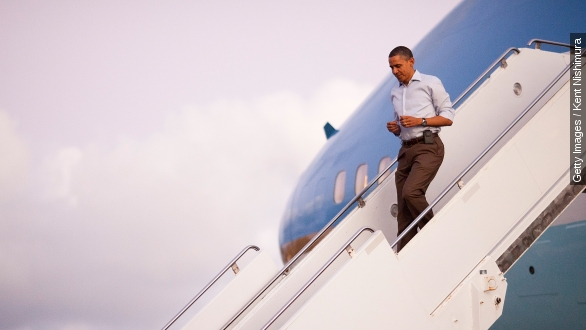 Obama will visit South Dakota, his 50th State, in May