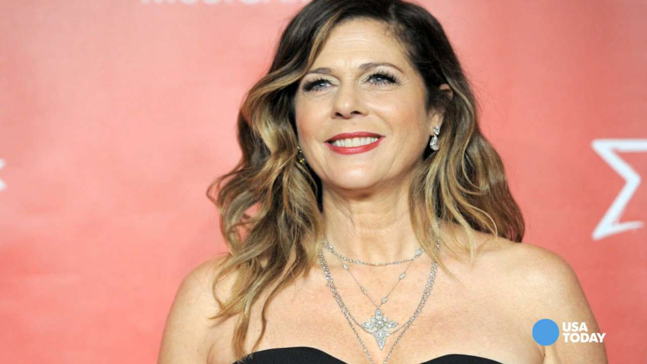 Rita Wilson reveals breast cancer, double mastectomy