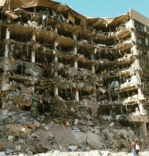 Voices: Oklahoma City bombing, 20 years later
