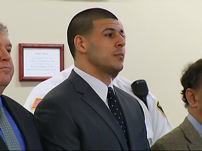 Raw: Aaron Hernandez found guilty of murder