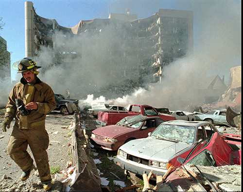 Oklahoma City, 20 years later: Covering the tragedy