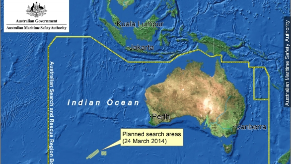 The search area For MH370 might soon be doubled