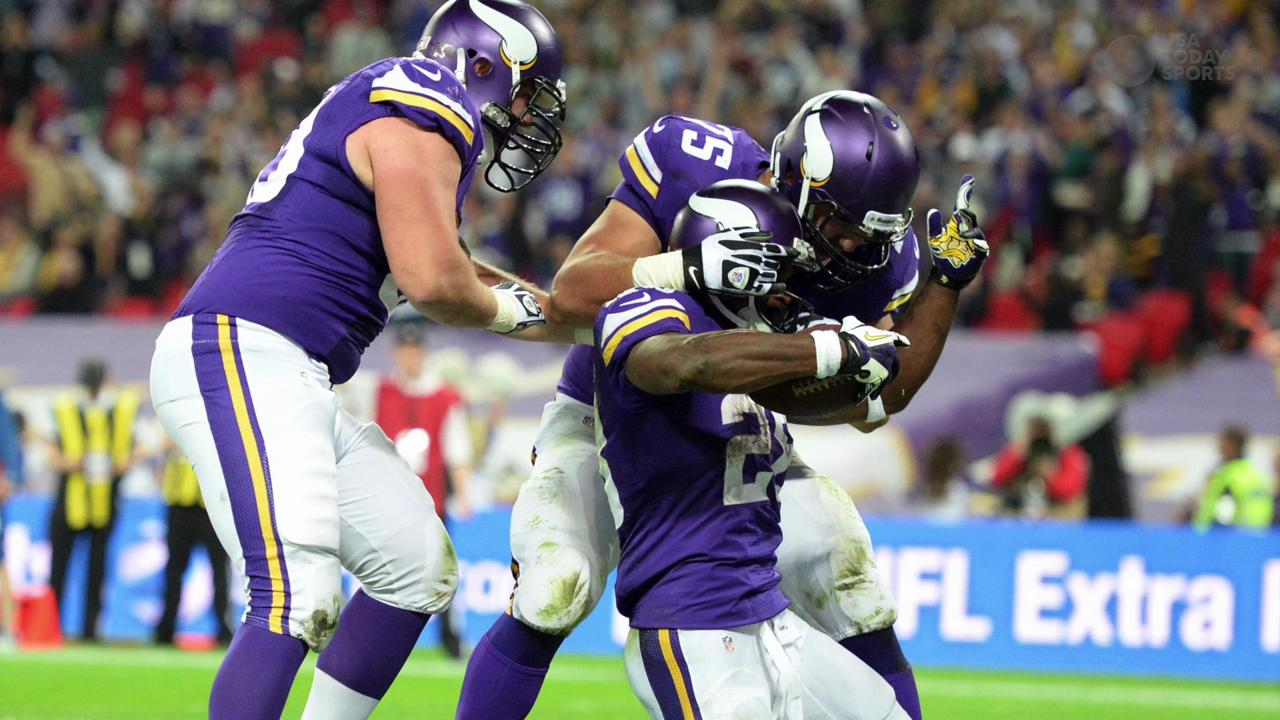 Impact of Adrian Peterson's NFL reinstatement