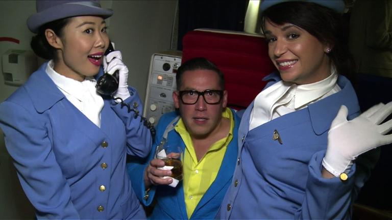 Fly back to Pan Am's glory days with Air Hollywood