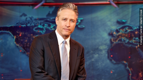 Jon Stewart opens up about leaving 'The Daily Show'