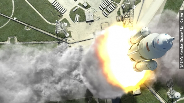 Rocket science: Building and testing rhe space launch system