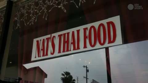 Pacquiao's Rise: Nat's Thai Food