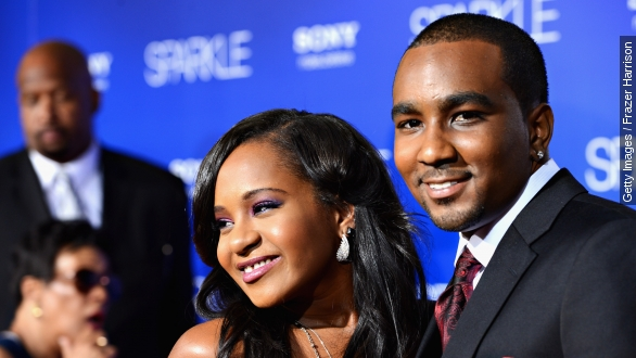 Cissy Houston clears up Bobbi Kristina rumors