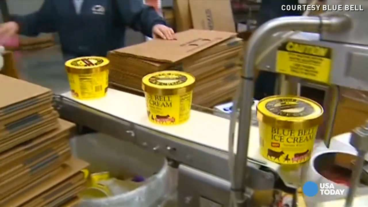 Blue Bell recalls all products due to listeria risk