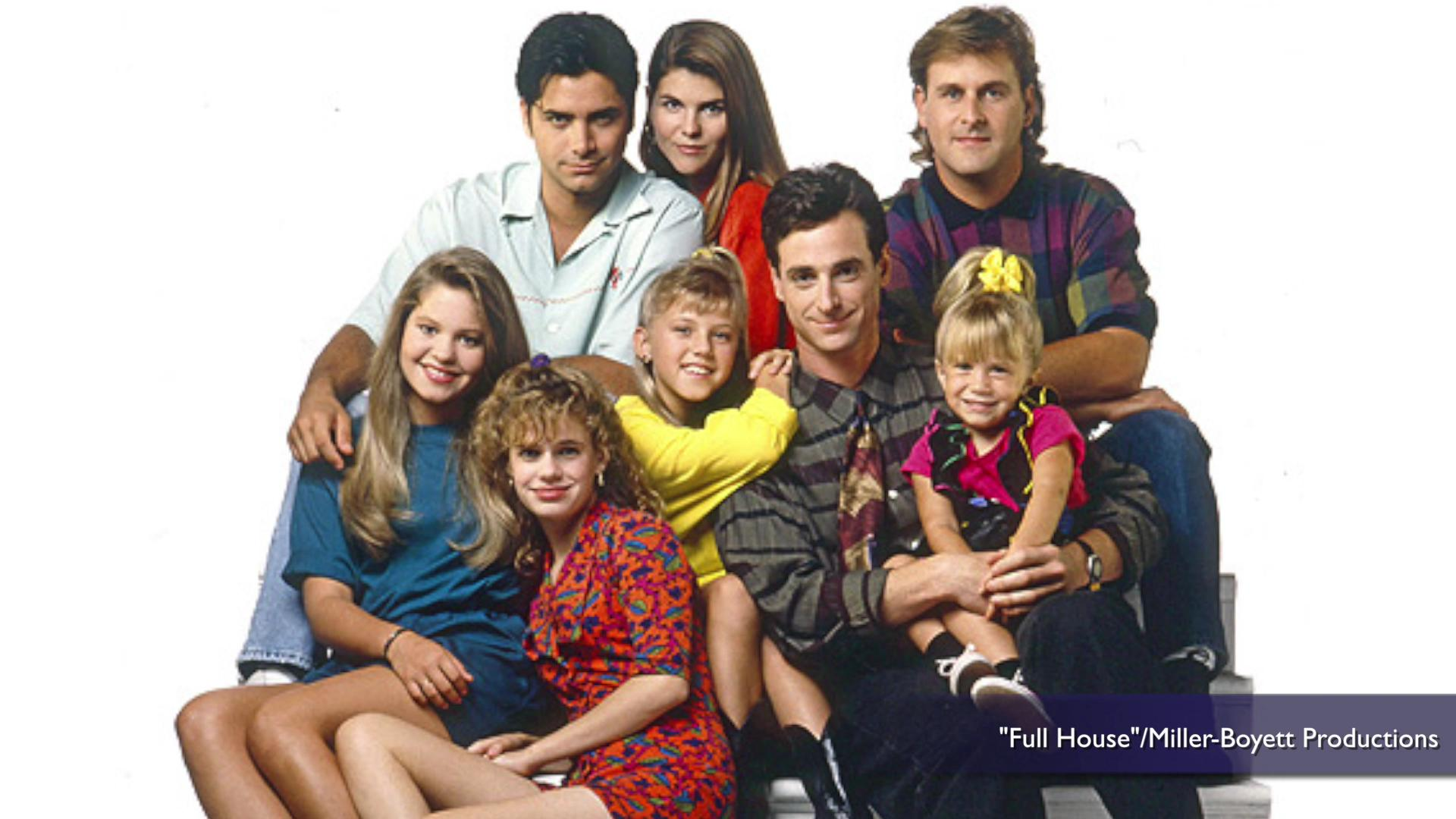 'Full House' sequel 'Fuller House' confirmed, coming to Netflix