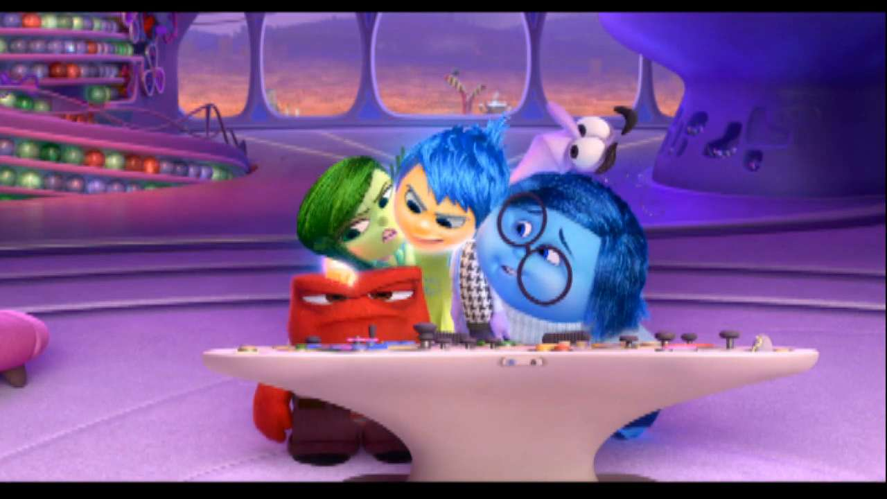 Inside Out Is Disney Pixars Look At Sweet Emotions
