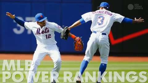 MLB Power Rankings: Mets make a big move