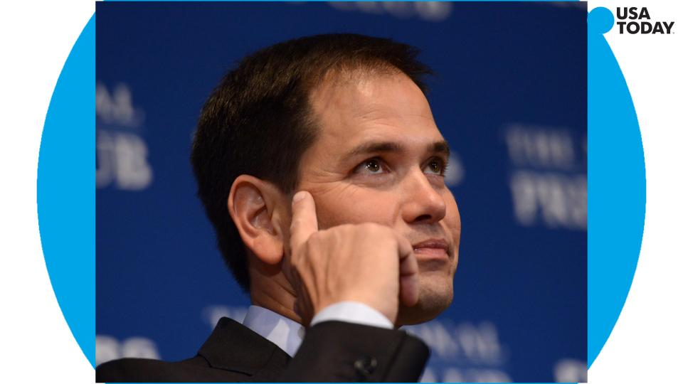 Marco Rubio gets a poll bounce
