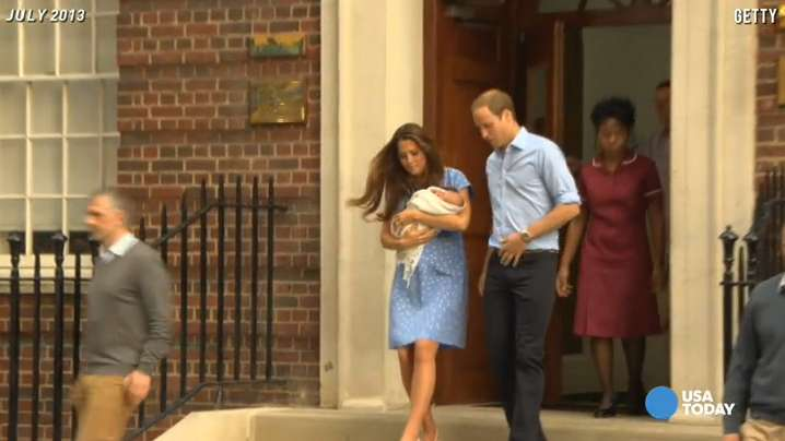 Royal baby #2 already can't compare to big brother