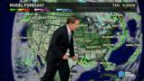 Wednesday's forecast: Showers return in the East