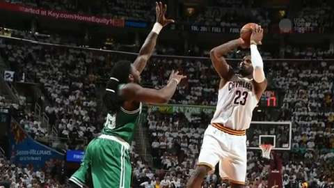 Cavaliers' talent too much for Celtics in Game 2