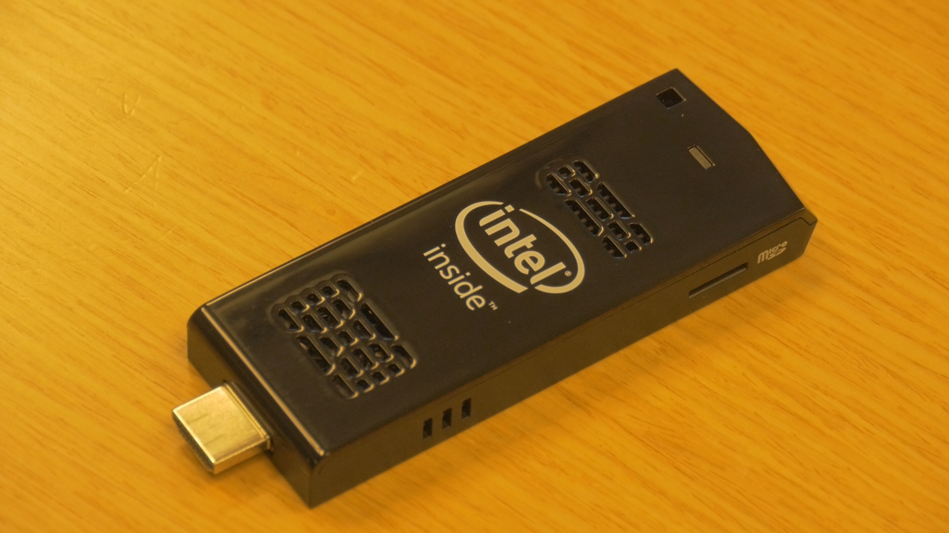 A pocket compter? The Intel Compute Stick