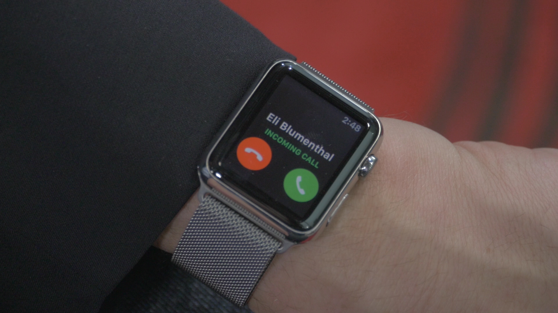 Calling all Apple Watch fans - how does it handle calls?