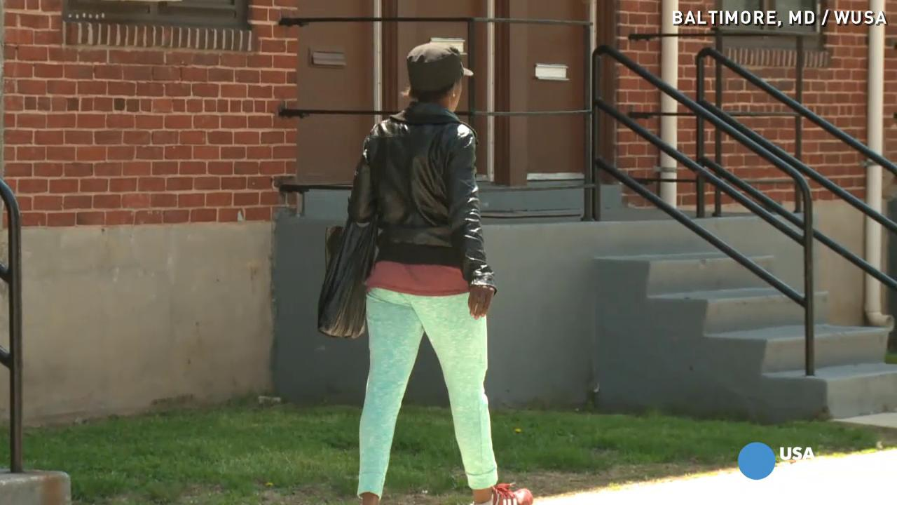 Tension heats up in Maryland after Freddie Gray's death