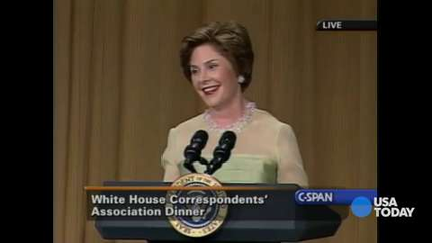 Great moments from past White House Correspondents' Association dinners