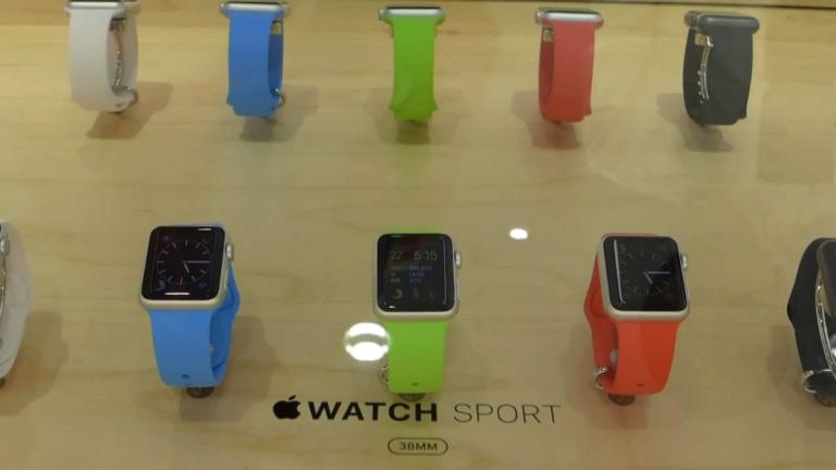 Apple watch goes on sale -- quietly -- in Asia