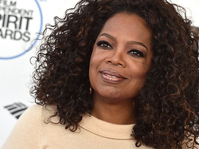 Oprah's household items on auction block