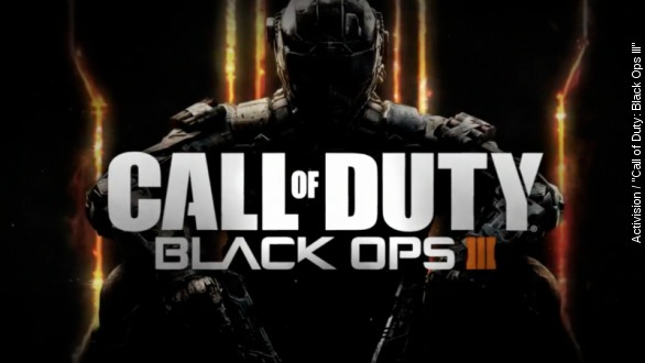 What is 'Call of duty: Black Ops III' trying to say?