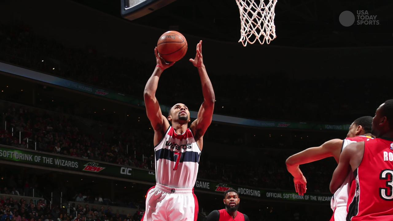 Wizards cruise into second round with confidence