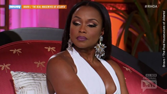 Phaedra parks reveals why she isn't divorced yet on 'RHOA'