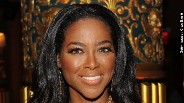 Kenya Moore: 'Things are Going Well' with my new man