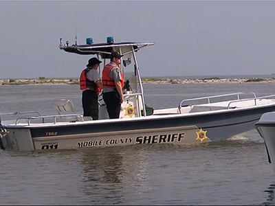 Search for missing after storm hits regatta