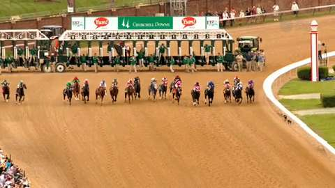 USA TODAY Sports' Reid Cherner breaks down four horses to watch during The Run for the Roses at Churchill Downs.