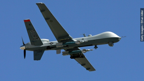 Should the CIA hand over its drone program?