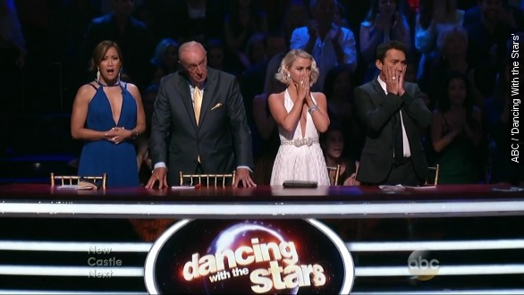 'DWTS' shocker: Which top contestant got eliminated?
