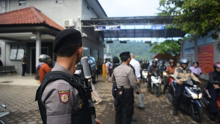 Indonesia readies executions as families wail in grief