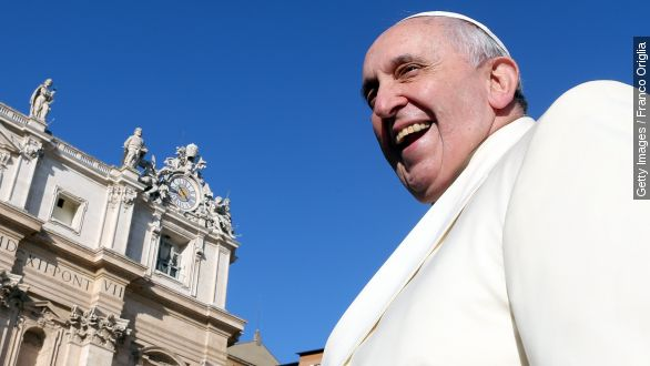 Vatican's opinion on climate change is getting political