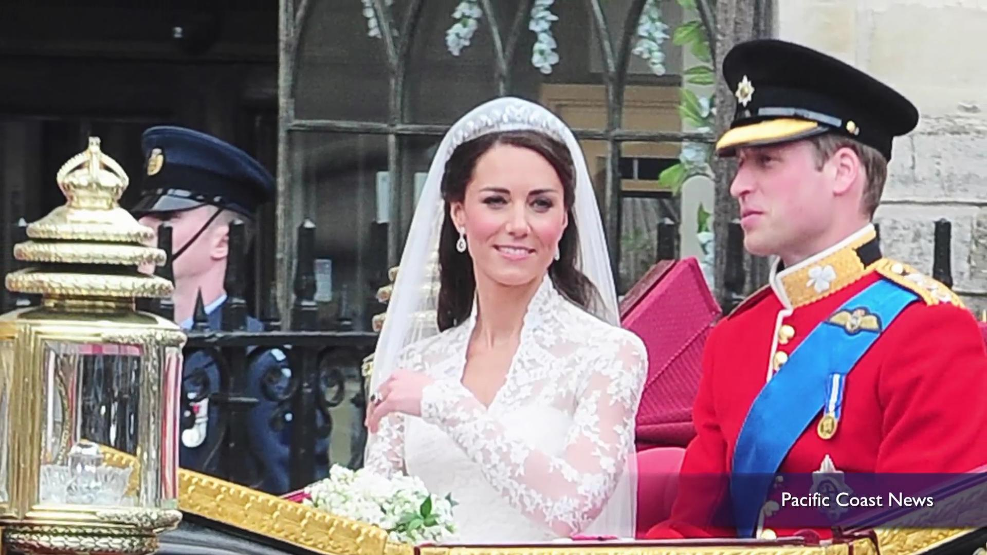 Royals celebrate their fourth anniversary
