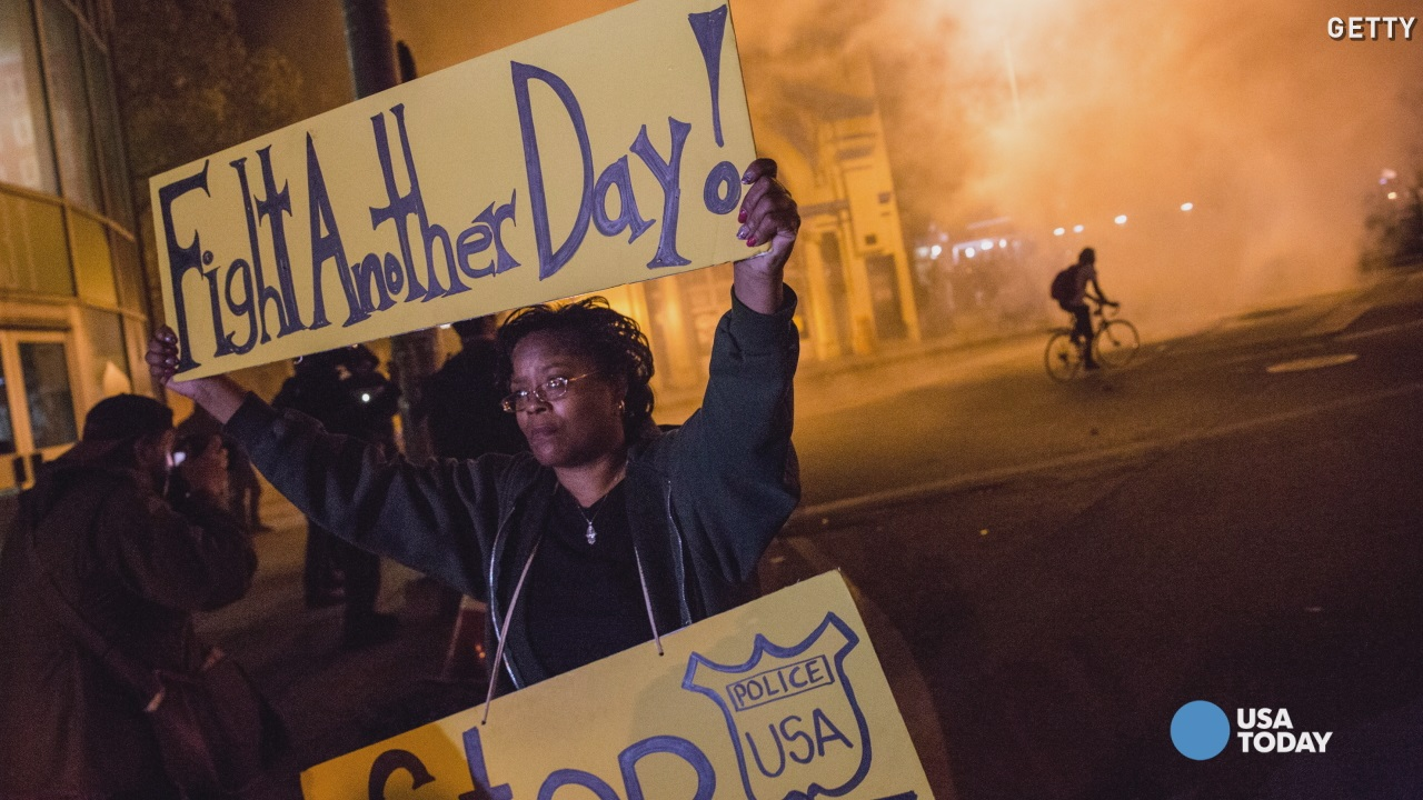 Baltimore PD: City stable after first night of curfew