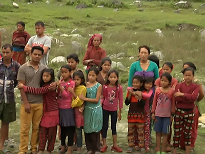 Raw: More survivors rescued in Nepal