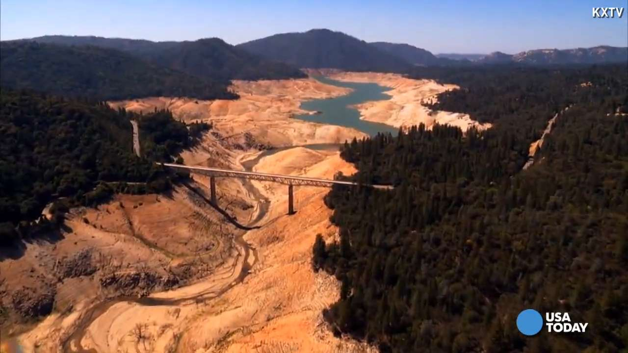 'Submarine river' proposed to ease California drought
