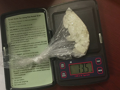 Synthetic drug flakka triggers bizarre episodes